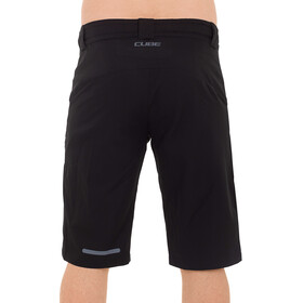 Cube Tour Lightweight Shorts Herren black
